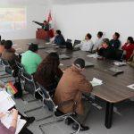 OEFA lideró reunión para la delimitación y colocación de hitos en la faja marginal de los ríos Rímac, Chillón y Lurín