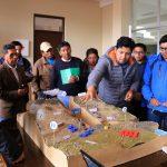 OEFA informa a las municipalidades distritales de Melgar las acciones de fiscalización ambiental realizadas a la minera Aruntani en Puno