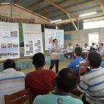 OEFA informó a las comunidades de Los Jardines y Andoas Viejo sobre el proceso de identificación de sitios impactados en Loreto