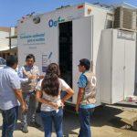 OEFA instaló unidad móvil de monitoreo permanente de calidad de aire en Talara