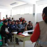 OEFA presentó plan de Evaluación Ambiental Temprana en el área de influencia del proyecto minero San Gabriel en Moquegua