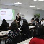 Especialistas del OEFA son capacitados en participación ciudadana y comunicación de crisis
