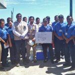 Guardacostas de la Capitanía de Talara son capacitados en fiscalización ambiental por el OEFA