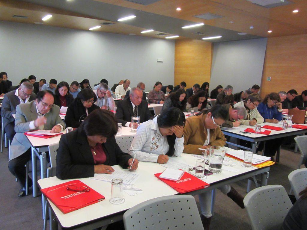 OEFA y Mincetur realizan curso de Fiscalización Ambiental en el Sector Turismo