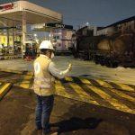 OEFA informa las acciones de supervisión que viene realizando ante el incendio de un camión cisterna en un grifo ubicado en el Cercado de Lima