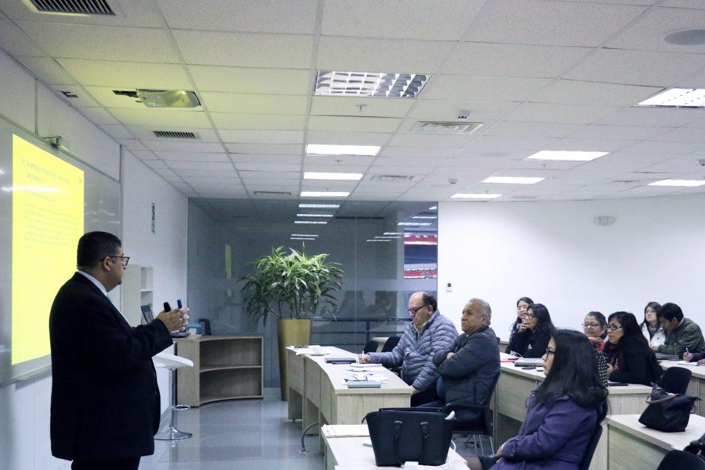Funcionarios del Ministerio de Vivienda fueron capacitados sobre el Procedimiento Administrativo Sancionador del OEFA