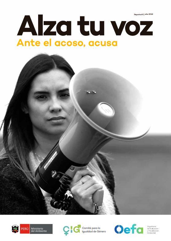 Comité para la Igualdad de Género – Reporte #2