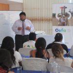 Funcionarios del GORE Ucayali y de municipalidades provinciales y distritales del departamento son capacitados por el OEFA