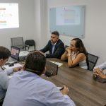 OEFA expone sus experiencias en la implementación de iniciativas tecnológicas a funcionarios de SUNASS, OSINFOR y SUTRAN