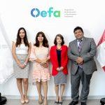 """La OCDE inicia segunda misión de trabajo en el marco del """"Estudio de Fiscalización y Cumplimiento Regulatorio en el OEFA"""""""