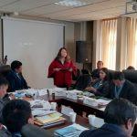 El OEFA expone acciones realizadas frente a la problemática socioambiental de la cuenca Llallimayo