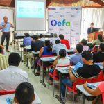 OEFA capacita a 66 funcionarios/as de las Entidades de Fiscalización Ambiental de la región Loreto para que formulen adecuadamente su Planefa 2019 y 2020