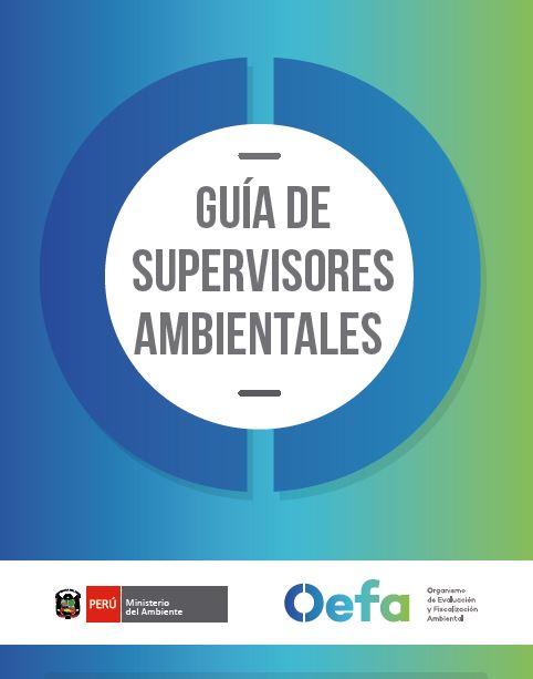 Guía de Supervisores Ambientales