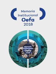 Memoria Institucional OEFA 2018