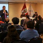 OEFA capacitó a consultoras ambientales para promover el cumplimiento de sus obligaciones fiscalizables