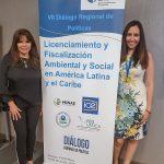 Presidenta del OEFA participa en evento sobre Licenciamiento y Fiscalización Ambiental y Social en América Latina y el Caribe realizado en Costa Rica