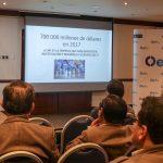 OEFA realiza conferencia magistral sobre investigación