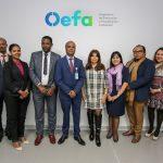 Presidenta de OEFA se reúne con ministro de minas de Etiopía para compartir buenas prácticas en fiscalización ambiental