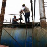 OEFA verifica paralización de actividades de procesamiento de la Empresa Pesquera Gamma S.A. en Chimbote