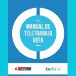 OEFA primera institución que elabora y pone a disposición del sector público el Manual de Teletrabajo