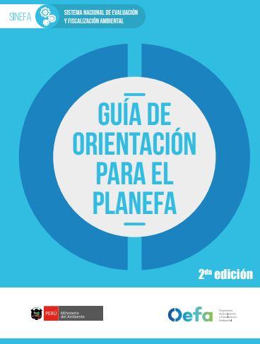 Guía de orientación para el Planefa 2da edición
