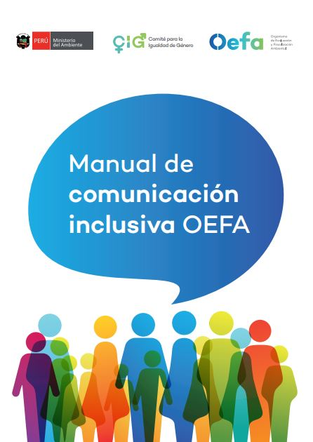 Manual de Comunicación Inclusiva OEFA