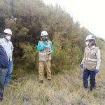 OEFA supervisa derrame de petróleo ocurrido en Piura