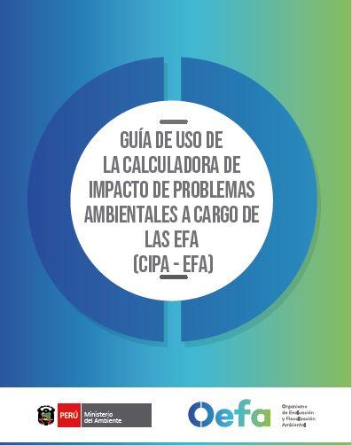 Guía de Usuario de la Calculadora CIPA – EFA