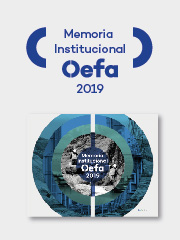 Memoria Institucional OEFA 2019