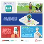 """OEFA lanza aplicativo """"Reporta Residuos"""" para alertar  la acumulación de residuos sólidos en las calles"""