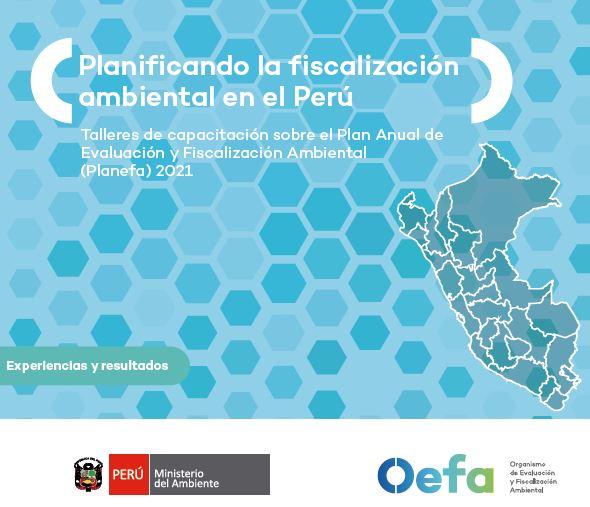 Planificando la fiscalización ambiental en el Perú. Talleres Planefa 2021