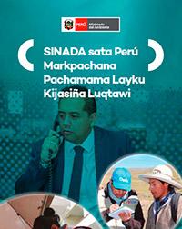 SINADA sata Perú Markpachana Pachamama Layku Kijasiña Luqtaw