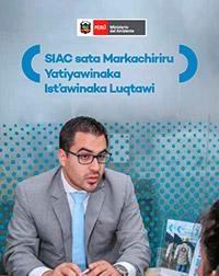 SIAC sata Markachiriru Yatiyawinaka Ist'awinaka Luqtawi
