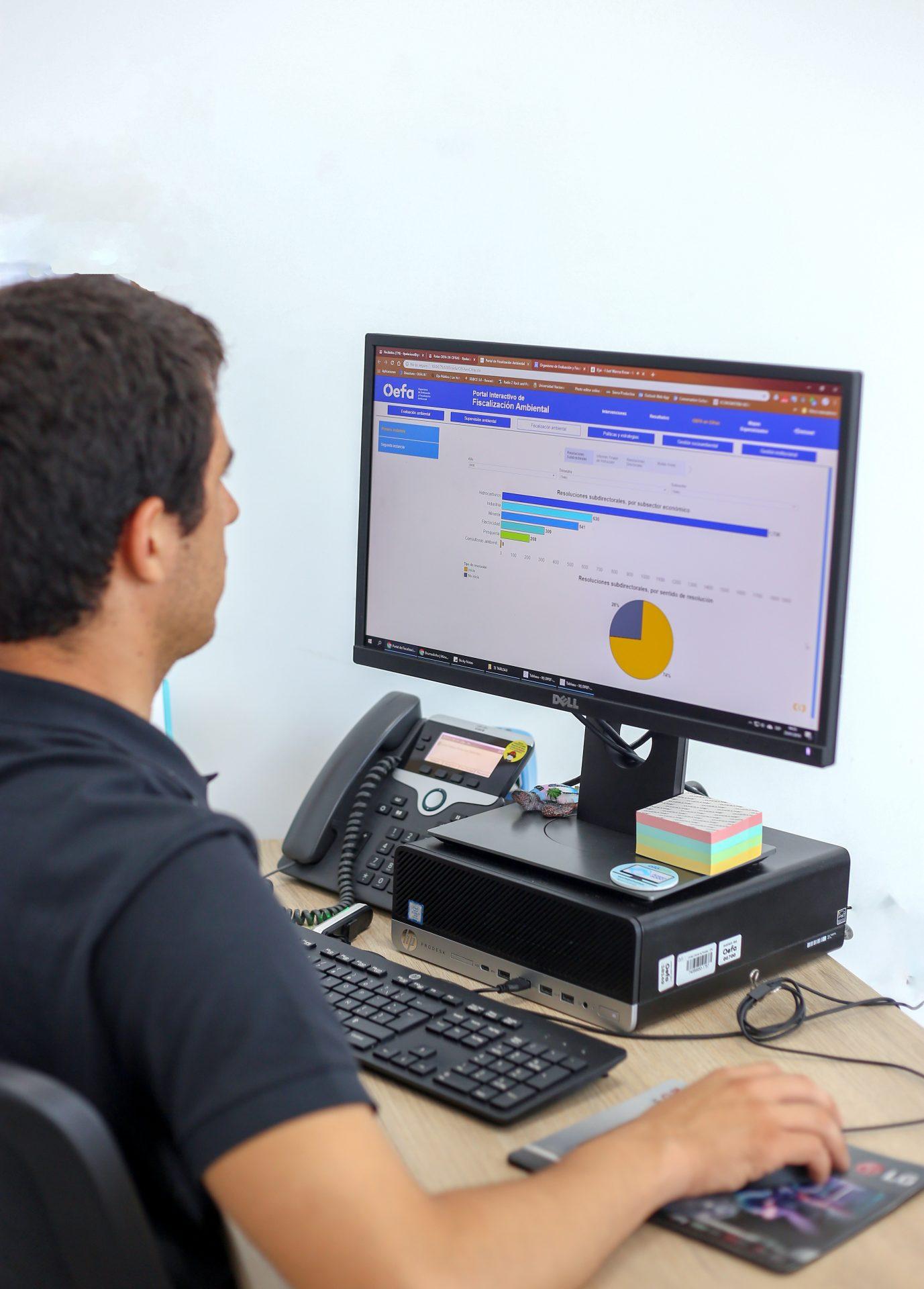 Más de 160 servidores/as públicos/as son capacitados/as sobre el rol fiscalizador ambiental del OEFA