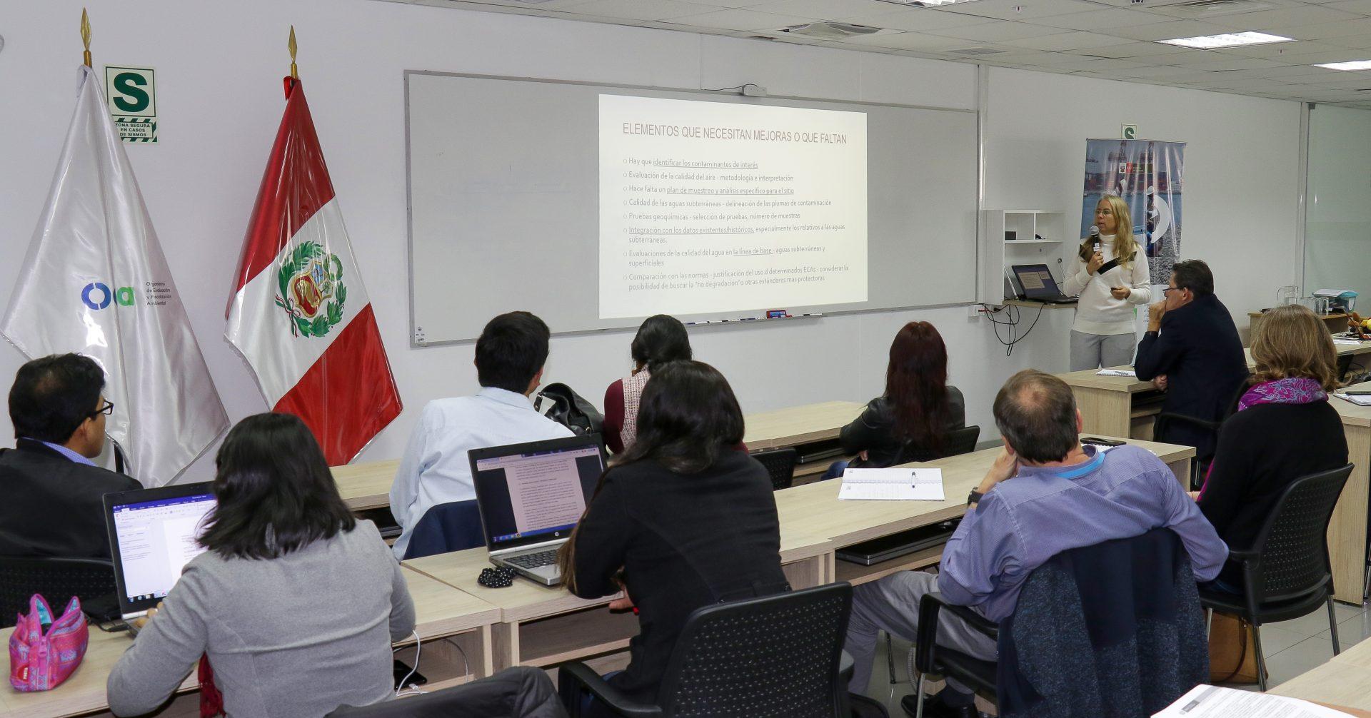 Modelo educativo del OEFA para el fortalecimiento de capacidades en fiscalización ambiental fue aprobado en el II Congreso Iberoamericano de Docentes