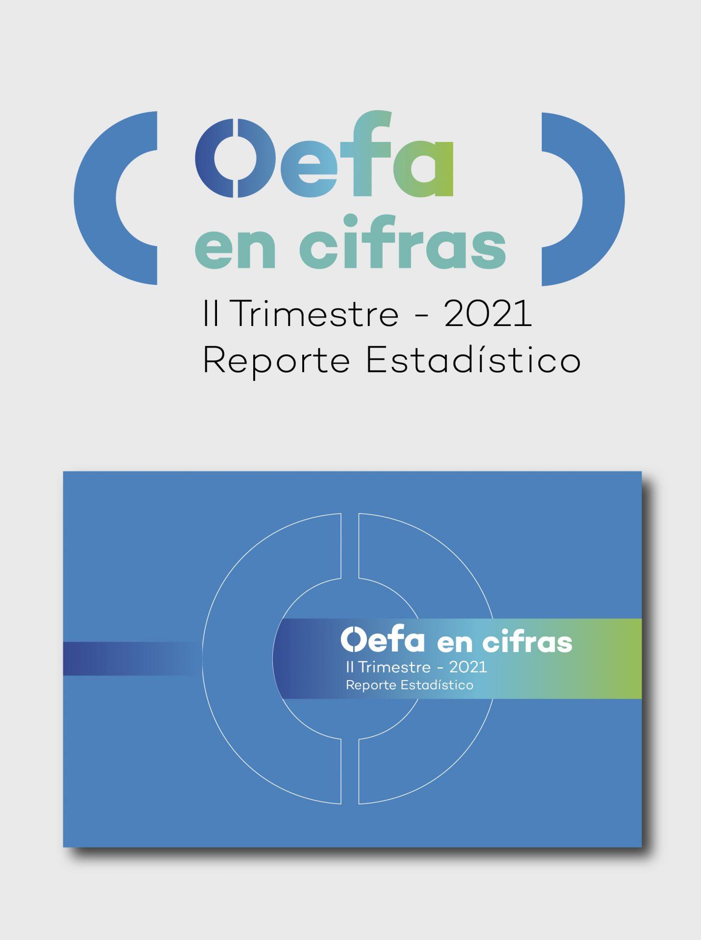 OEFA en cifras. Reporte Estadístico – II Trimestre 2021